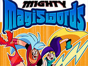 Mighty Magiswords Memory